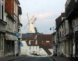 Cranbrook windmill